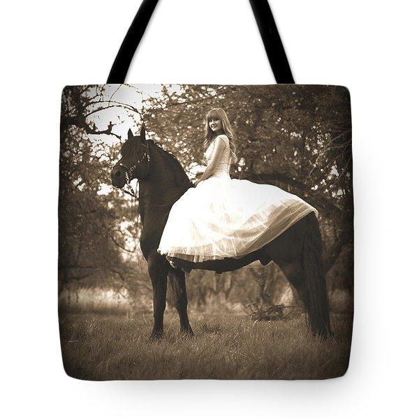 A Princess Dream Tote Bag