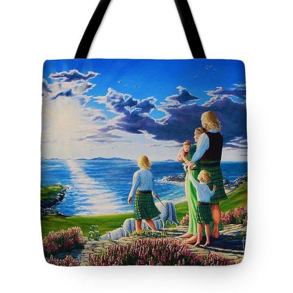 A Promising Future Tote Bag
