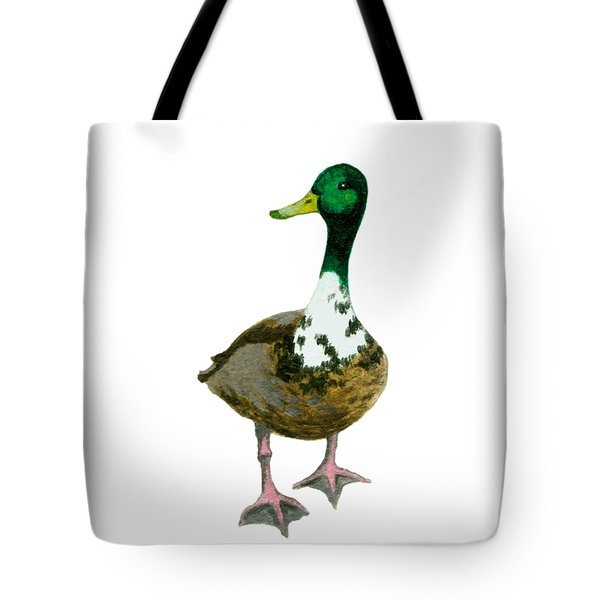 A Proud Duck Tote Bag