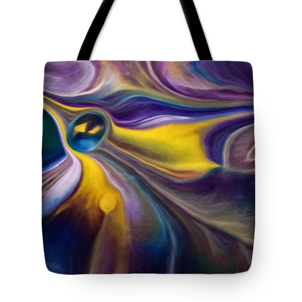 A Question Of Balance Tote Bag