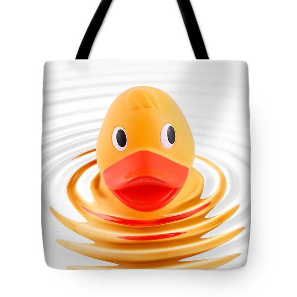A Quick Dip Tote Bag by Martin Williams