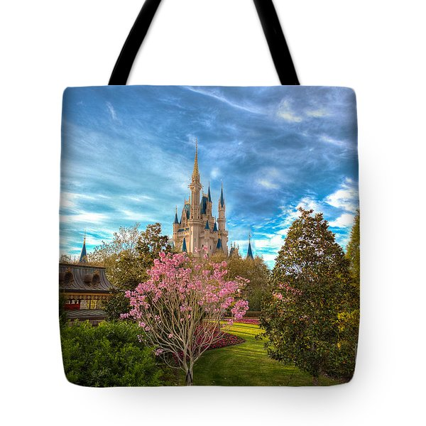 A Quiet Countryside Tote Bag