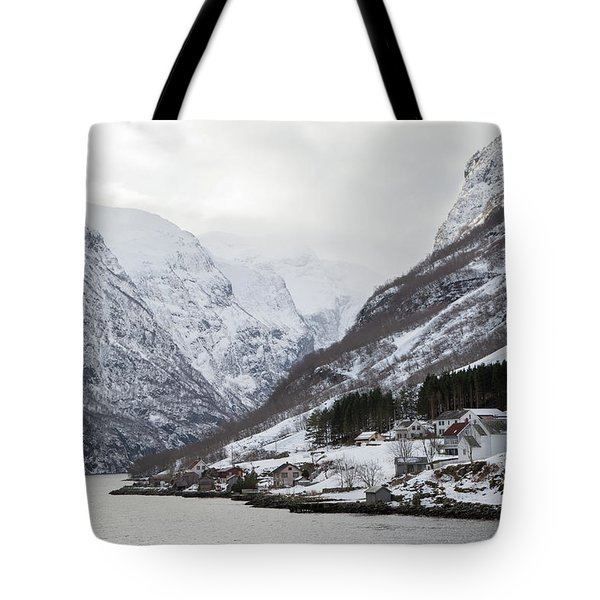 Tote Bag featuring the photograph A Quiet Life by David Chandler
