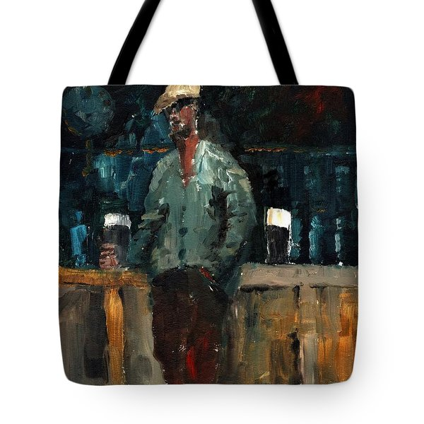F 772  Holy Hour A Pint And A Spare. Tote Bag