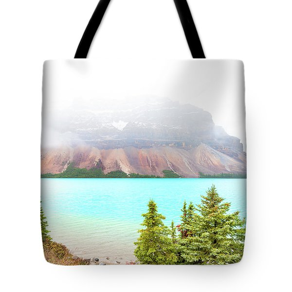 Tote Bag featuring the photograph A Quiet Place by John Poon