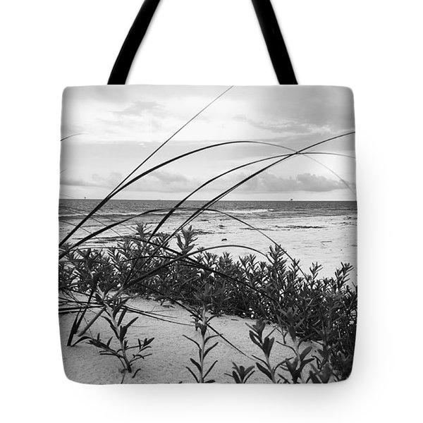 A Quiet Place Tote Bag