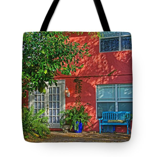 A Quiet Respite Tote Bag by HH Photography of Florida