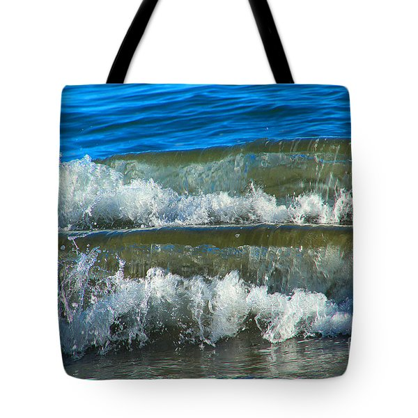 A Race For Non-existence, Point Reyes National Seashore, Marin C Tote Bag