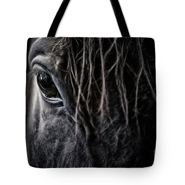 A Race Horse Named Tikki Tote Bag