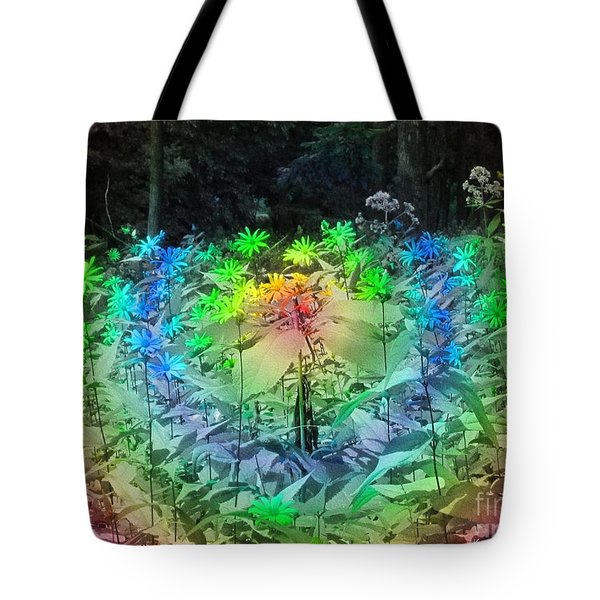 A Rainbow Kind Of Day Tote Bag