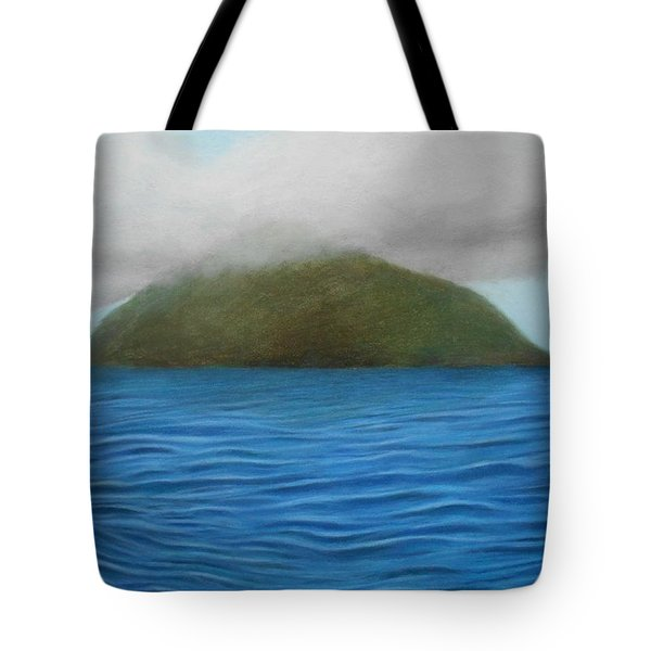 Hope- The Island  Tote Bag by Vishvesh Tadsare