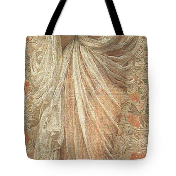 A Reader Tote Bag by Albert Joseph Moore