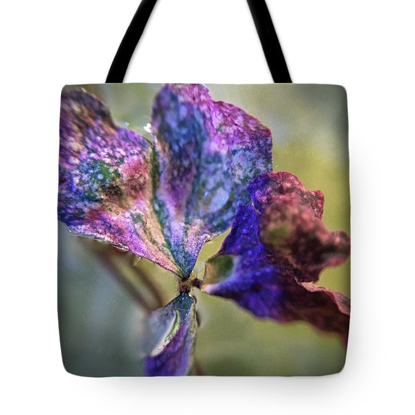 A Real 4 Leaf Clover Tote Bag