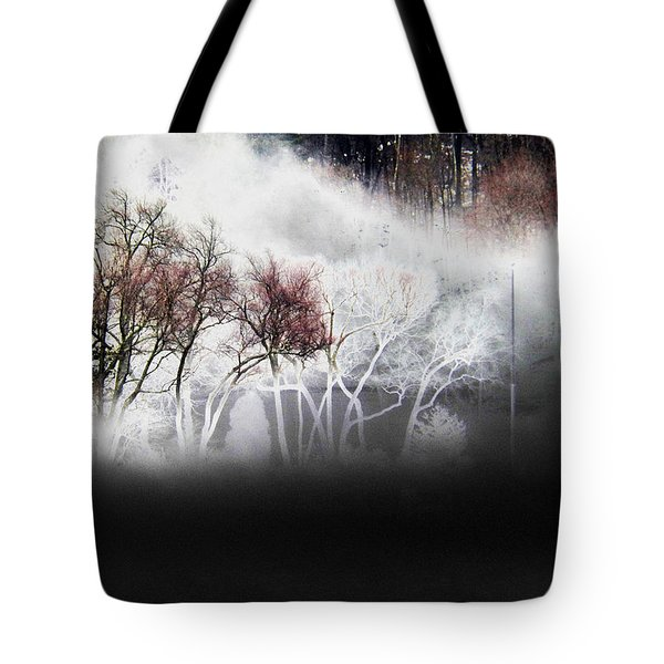 A Recurring Dream Tote Bag by Steven Huszar