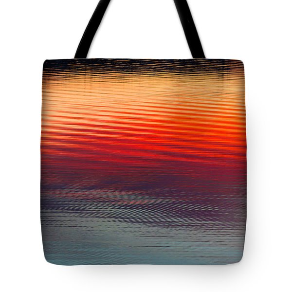 Tote Bag featuring the photograph A Resplendent Reflection by Jan Davies