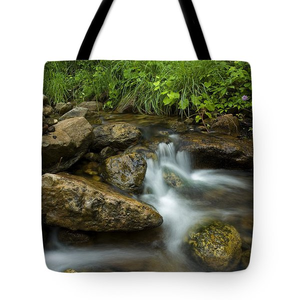 A Restful Spot Tote Bag by Sue Cullumber