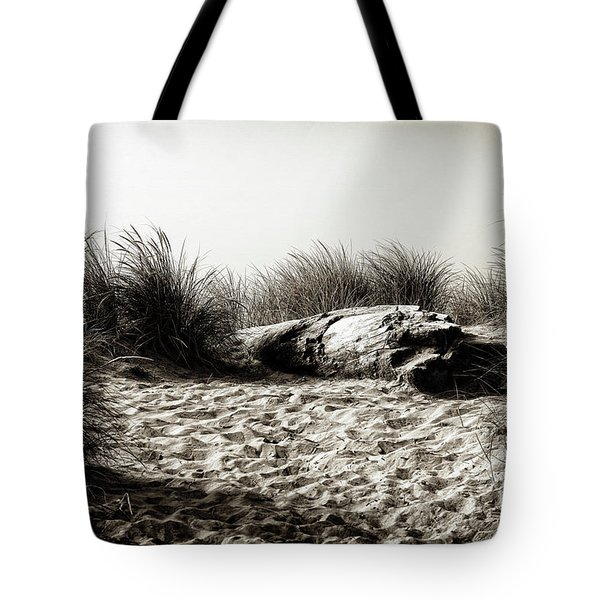 A Resting Place On The Dune Tote Bag