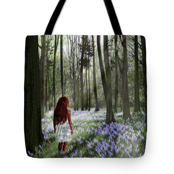A Return To Innocence Tote Bag