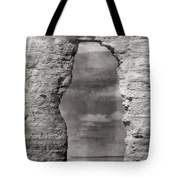 A Ride Through Time Tote Bag by Darren White