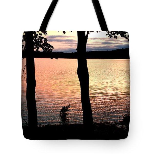 A Romantic Point Of View Tote Bag by Scott D Van Osdol