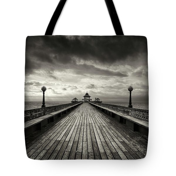 A Romantic Walk To The Past Tote Bag