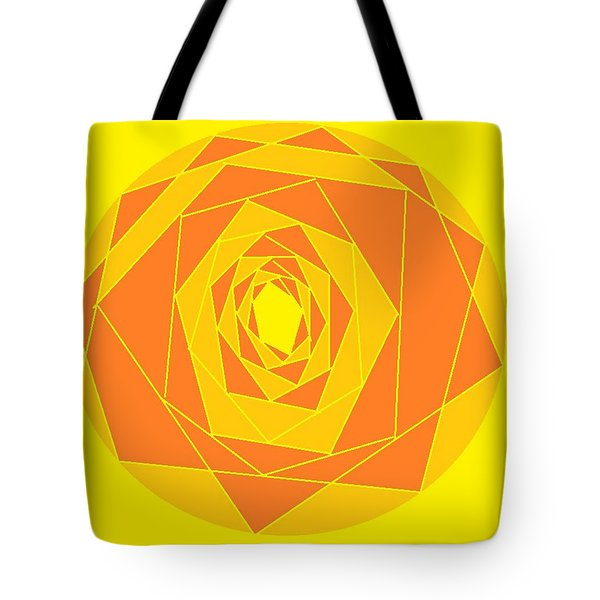 A Rose By Any Other Name 1 Tote Bag by Linda Velasquez