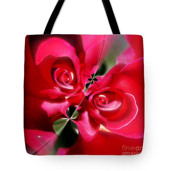 A Rose By Any Other Name Tote Bag by Blair Stuart