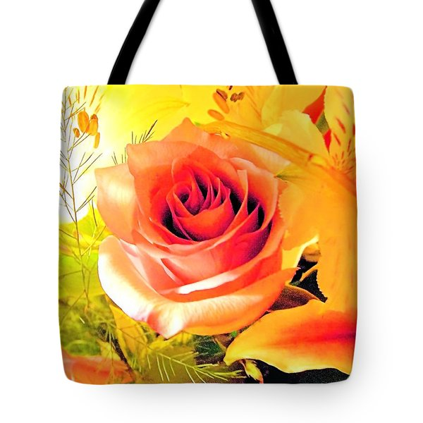 A Rose By Any Other Name Tote Bag