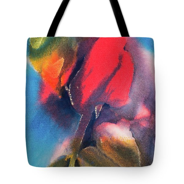A Rose By Any Other Name Tote Bag by Lee Beuther