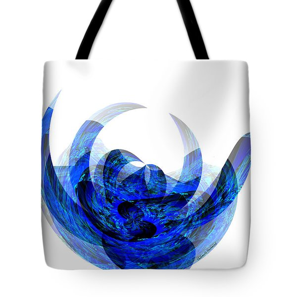 A Rose By Any Other Name Tote Bag by Thibault Toussaint