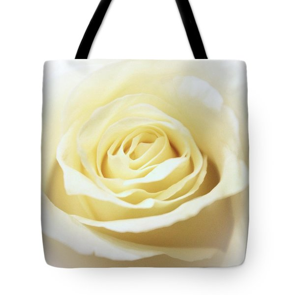 A Rose... Tote Bag by Elizabeth Budd
