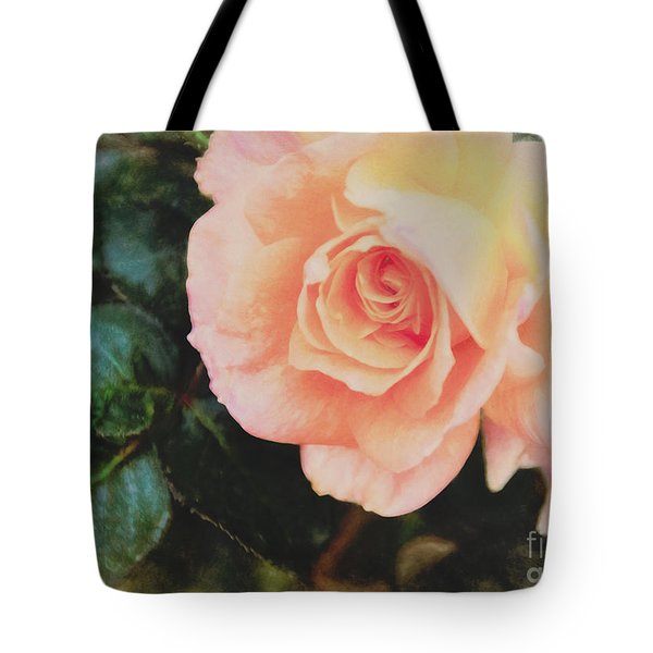 A Rose For Kathleen Tote Bag by Janice Rae Pariza