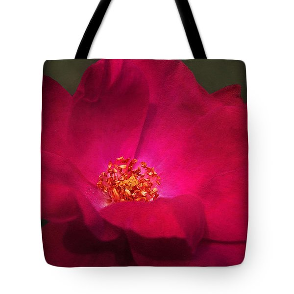 A Rose For My Love Tote Bag by Kathi Mirto