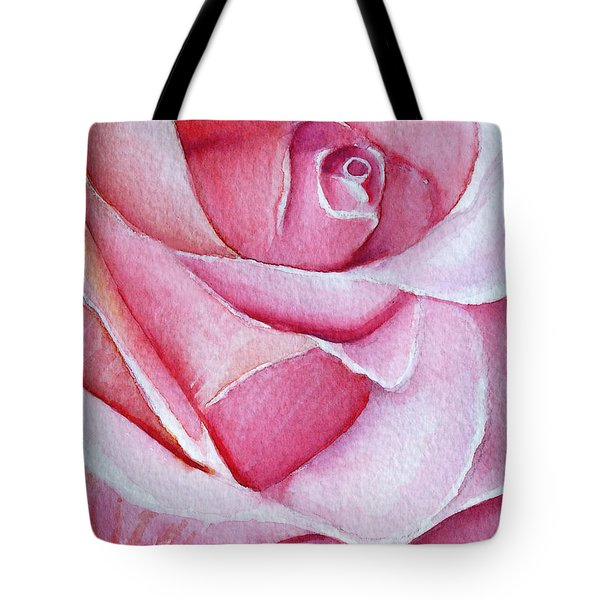 A Rose For You Tote Bag by Allison Ashton