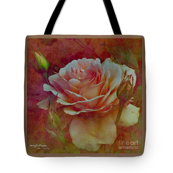 A Rose  Tote Bag