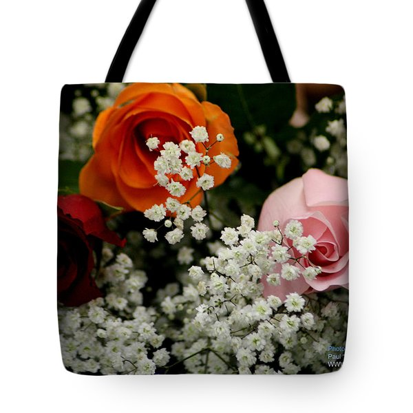 A Rose To You Tote Bag
