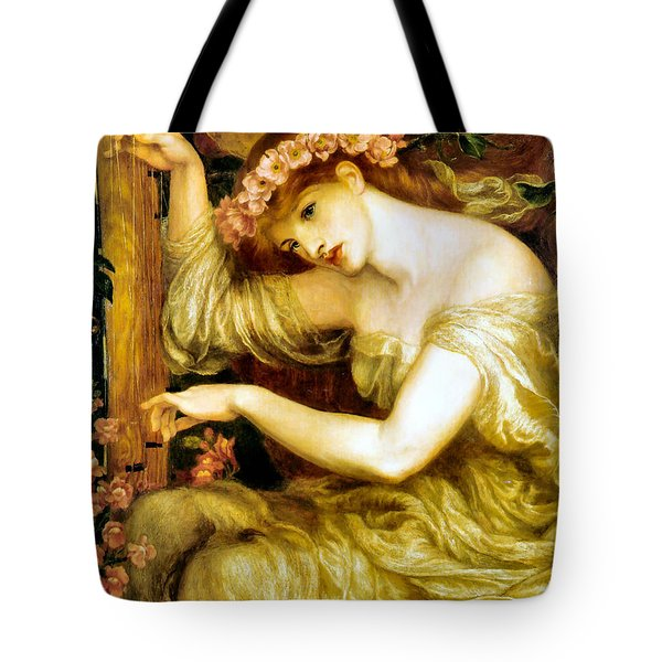 A Sea Spell Tote Bag