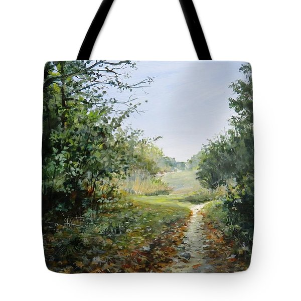 A Search Tote Bag
