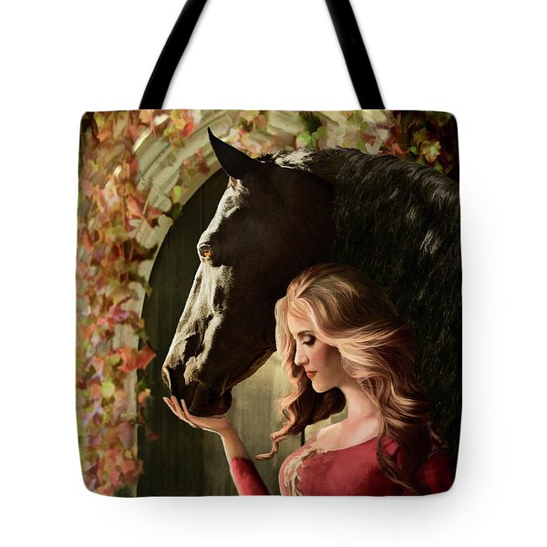 A Secret Passage Tote Bag