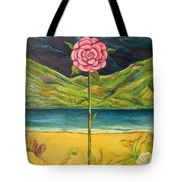 A Secret Romance Tote Bag by John Keaton