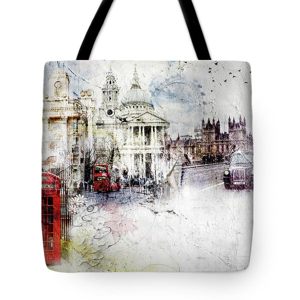 A Sense Of Time Tote Bag