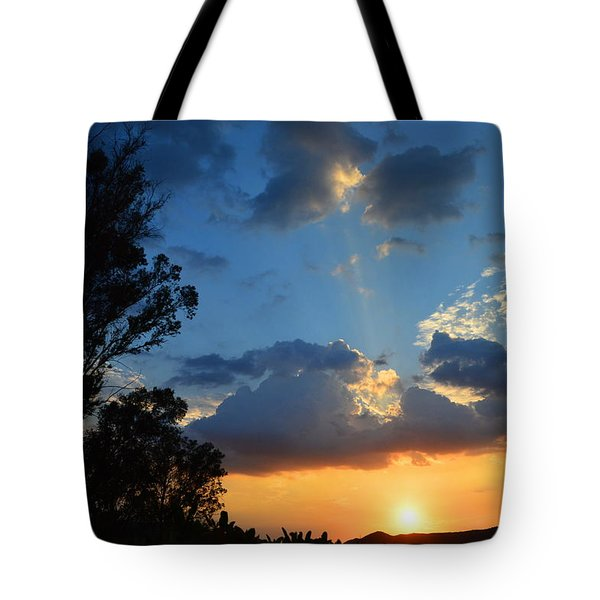 Tote Bag featuring the photograph A Serene Moment by Glenn McCarthy Art and Photography