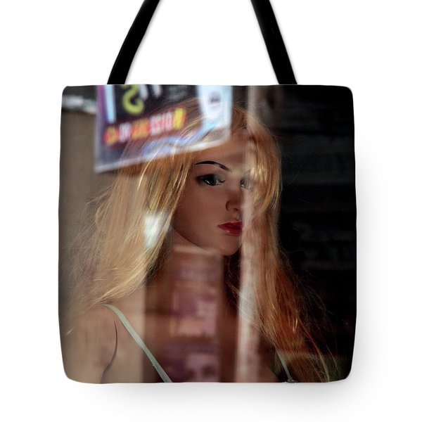 A Shadow Of Me Tote Bag
