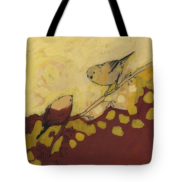 A Short Pause Tote Bag