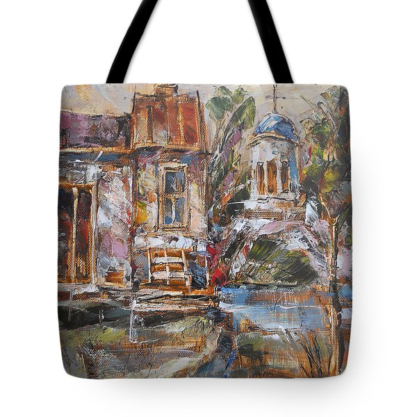 A Silent Afternoon Tote Bag