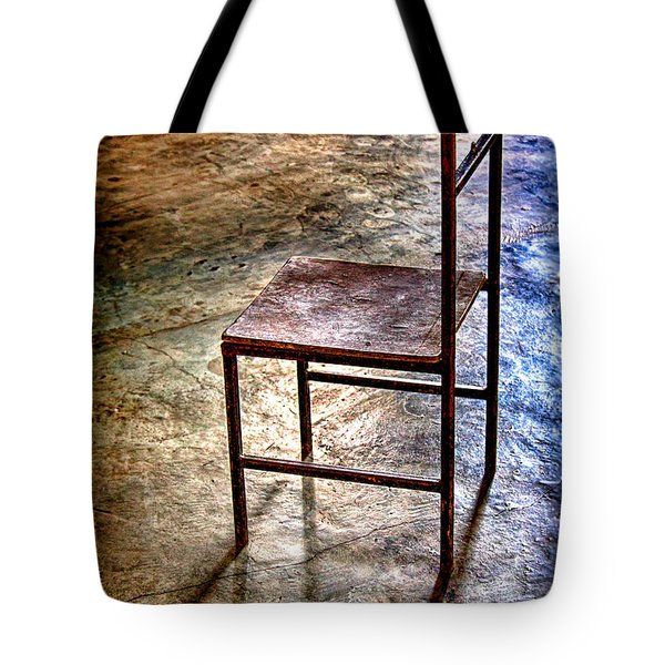 A Simple Chair Tote Bag