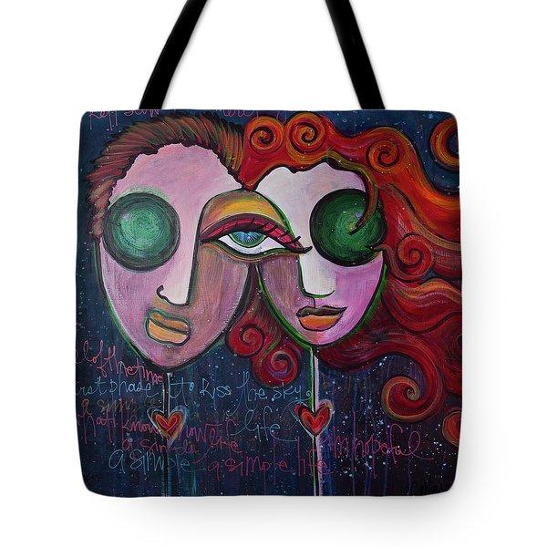 A Simple Life Tote Bag