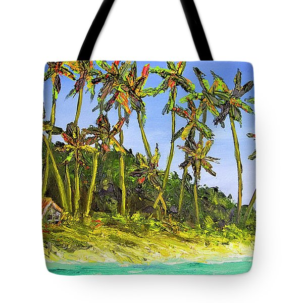 A Simple Life#374 Tote Bag by Donald k Hall
