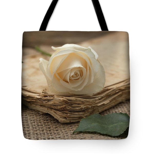 Tote Bag featuring the photograph A Simple Time by Kim Hojnacki