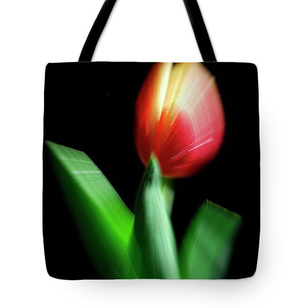 A Single Bloom Tote Bag by Frederic A Reinecke
